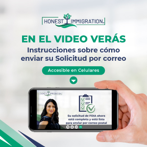 Tutorial en Español para la Solicitud de FOIA a EOIR